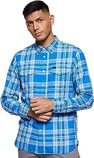Lee Men's REG. CLEAN WESTERN Men's Casual Shirts