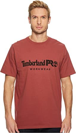 Timberland PRO Cotton Core Short Sleeve Tee