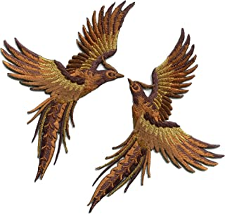 Best phoenix iron on patch Reviews