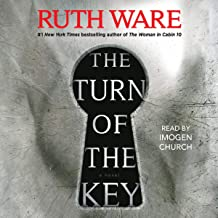 books like ruth ware