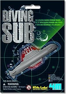 4M Diving Submarine