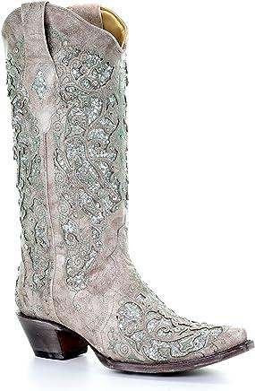 7938cb5cb279e Sheplers @ Amazon.com: Corral Boots