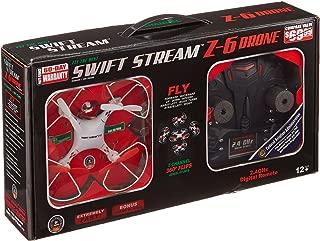 Swift Stream Z-6 Drone, White