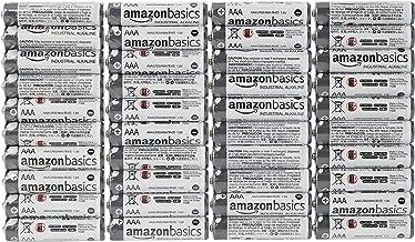 Sponsored Ad – Amazon Basics AAA Industrial Alkaline Batteries (Pack of 40)