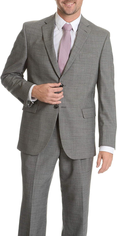 Palm Beach Men's Jim Grey Suit Separate Jacket