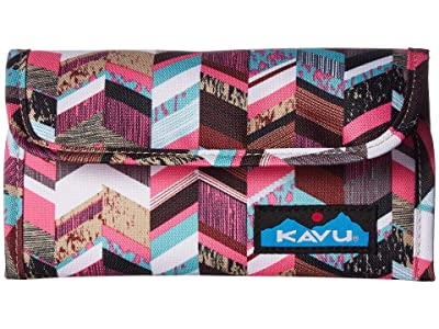KAVU Mondo Spender (Sunset Blocks) Bags
