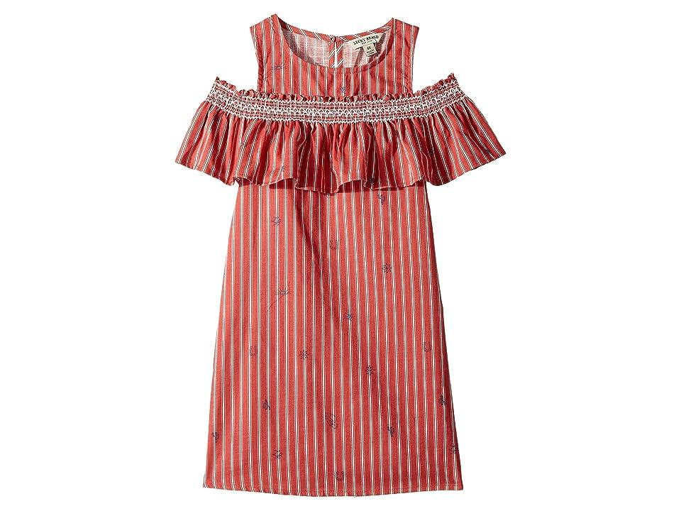 Lucky Brand Kids Remy Dress (Little Kids) (Faded Rose) Girl