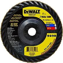 DEWALT Disco Flap Dual de 7 Pol. x 7/8 Pol. (177mm x 22mm) DW8422T