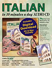 ITALIAN in 10 minutes a day® AUDIO CD.