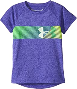 Under Armour Kids - UA Split Logo Short Sleeve Tee (Toddler)
