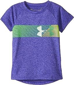 Under Armour Kids UA Split Logo Short Sleeve Tee (Toddler)
