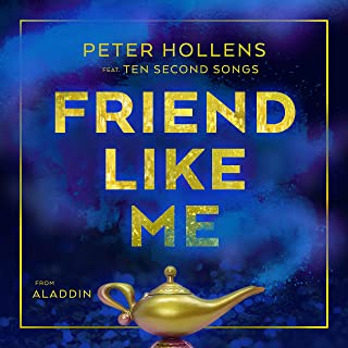 "Friend Like Me (From ""Aladdin"") (A Cappella )"