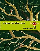 Natura zientziak. Lehen Hezkuntza 3. Bizigarri - 9788498553086