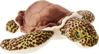 "Wild Republic Sea Turtle Green Baby 12"", Green & Brown [10951]"