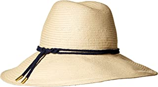 Gottex Women's Deauville Panama Sunhat Packable, Adjustable & UPF Rated