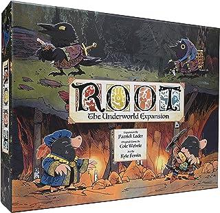 Leder Games - Root: The Underworld Expansion - Board Game