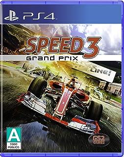 Speed 3 Grand Prix - PlayStation 4