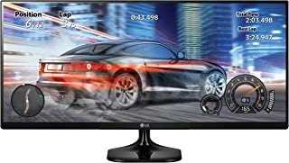"LG 29UM58-P 21:9 UltraWide Full HD IPS Monitor - 29"" - Black"