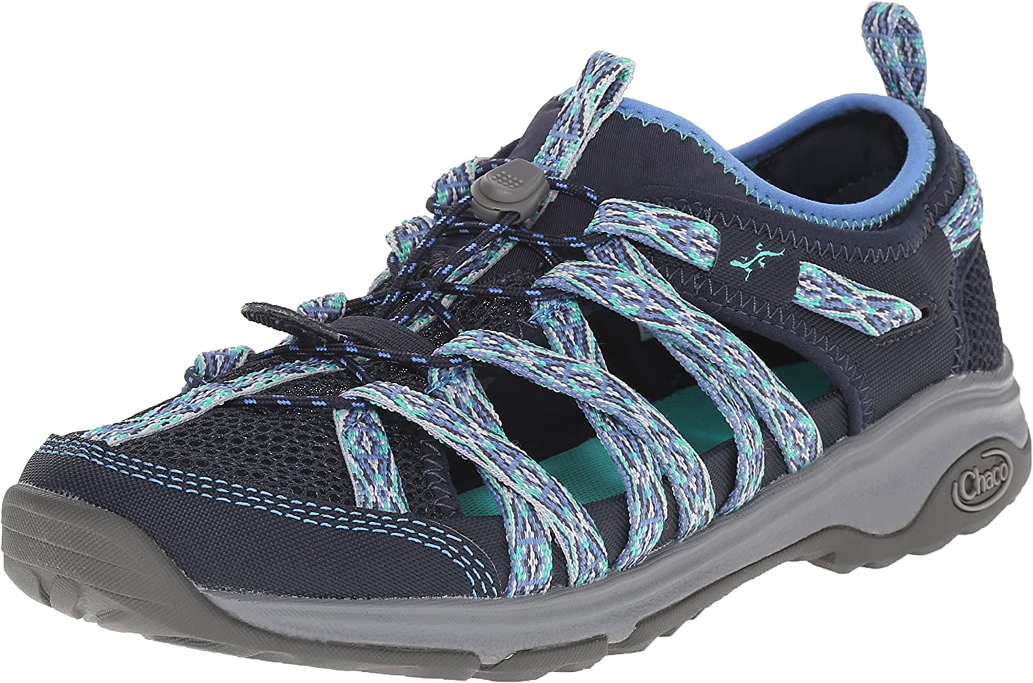Chaco Woherrar Outcross Evo 1 Sport Water skor, Eclipse, 10.5 M USA
