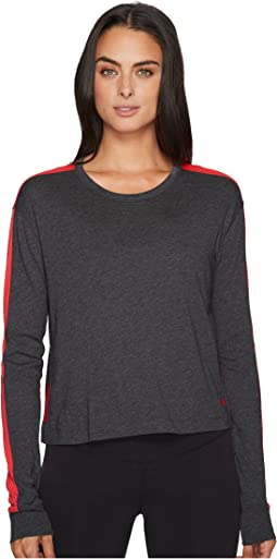 Under Armour Favorite Mesh Long Sleeve Graphic