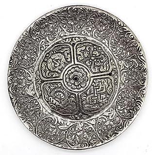 Govinda - Tibetan Incense Burner Regular Size - 4.5 Inches Diameter