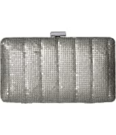 Jessica McClintock - Noelle Quilted Mesh Clutch
