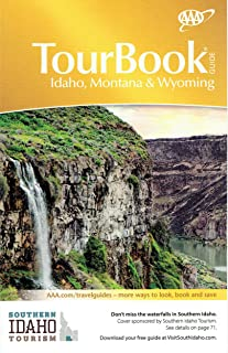 Idaho, Montana & Wyoming Tour Book Guide 2018 AAA Look up any town/city to find/compare nearly all hotels, restaurants, attractions with ratings, inspector notes, recommendations. 254 page TourBook (paperback)