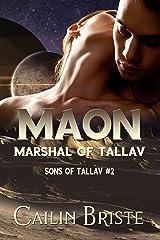 Maon: Marshal of Tallav (Sons of Tallav Book 2) Kindle Edition