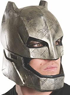 Men's Batman v Superman: Dawn of Justice Adult Armored Mask