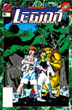 Legion of Super-Heroes (1989-2000) Annual #5 (English Edition)
