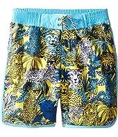 Little Marc Jacobs - Surfer Shorts (Toddler/Little Kids)