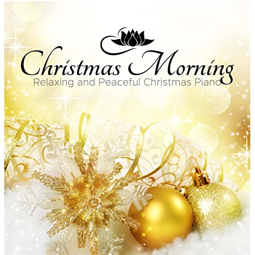 Christmas Music Background.Christmas Morning Laid Back Relaxing And Peaceful