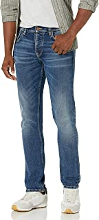Nudie Unisex Grim Tim True Navy Jeans