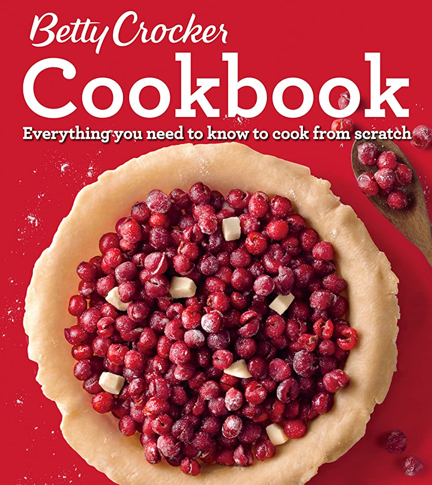 盗賊姉妹ぼろBetty Crocker Cookbook, 12th Edition: Everything You Need to Know to Cook from Scratch (Betty Crocker's Cookbook) (English Edition)
