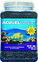 Acurel Extreme Activated Filter Carbon Pellets for Aquariums and Ponds