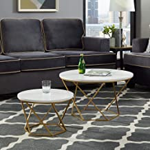 Best marble nesting coffee table Reviews