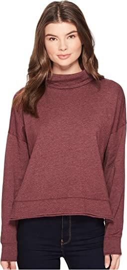 Three Dots - Fleece Sweatshirt