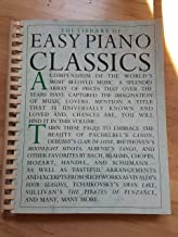 Best the library of easy piano classics Reviews