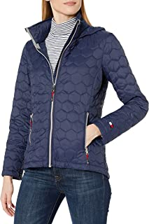 Women's Honeycomb Quilted Packable Jacket