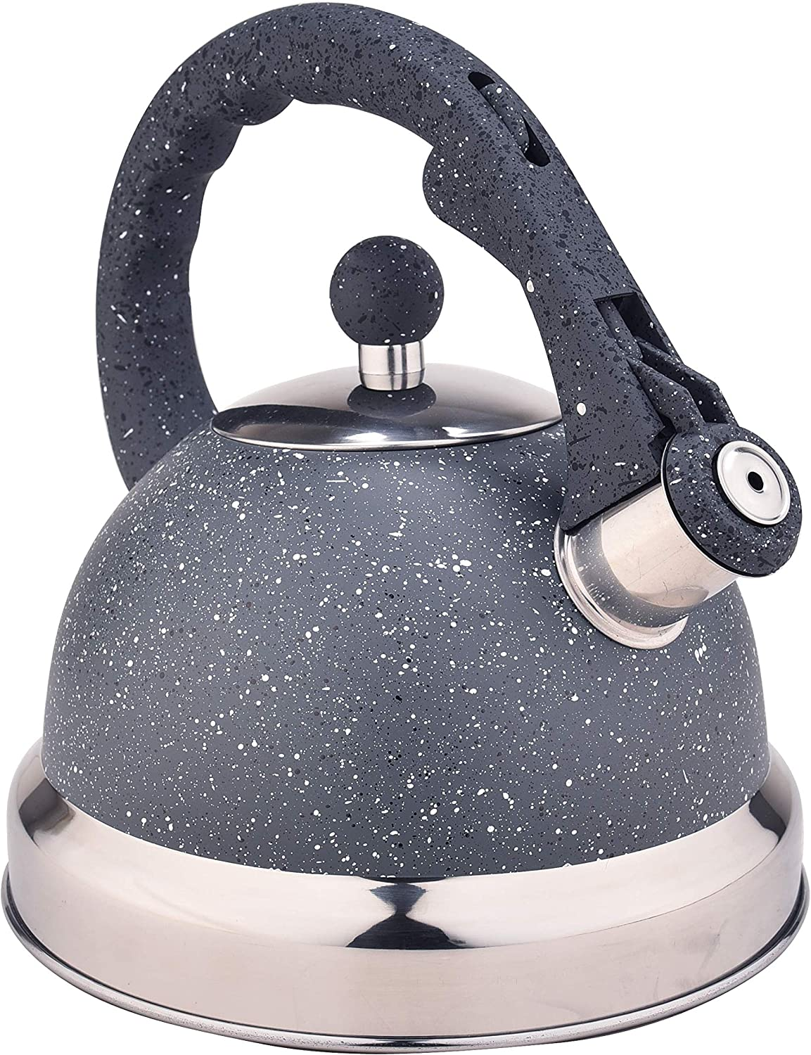 ARC Grey OFFicial Frosted Ranking TOP10 Stove Top kettle Food Grade Pot Tea