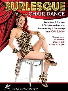 バーレスクチェアダンスのテクニックと実践 - Burlesque Chair Dance: Technique & Practice