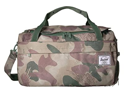 Herschel Supply Co. Outfitter Luggage 50 L (Brushstroke Camo) Duffel Bags