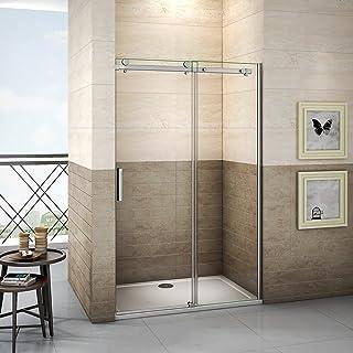 120x195cm Mamparas de ducha puerta de ducha 8mm vidrio