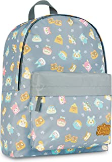 Animal Crossing Schoolrugzak, jongens meisjes rugzakken Animal Crossing Merchandise