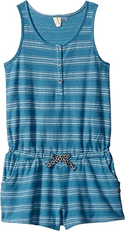 Summer Awakening Romper (Big Kids)