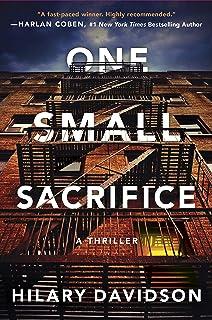 One Small Sacrifice (Shadows of New York Book 1)