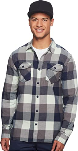 Box Long Sleeve Flannel