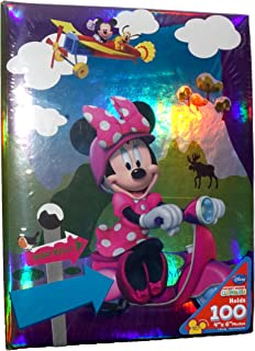 Disney Minnie Mouse Girls Photo Album - Pink
