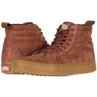Vans SK8-Hi MTE ((MTE) Sequoia/Gum) Skate Shoes