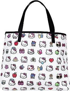 Hello Kitty Emoji Pebble Tote